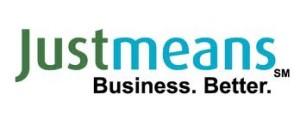 Justmeans logo